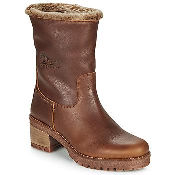 Παπούτσια Γυναίκα Μπότες Panama Jack PIOLA Brown
