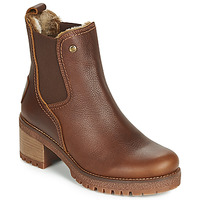 Παπούτσια Γυναίκα Μποτίνια Panama Jack PIA Brown