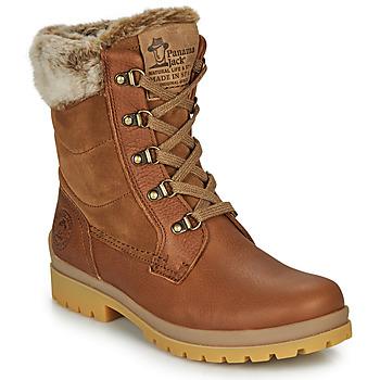 Παπούτσια Γυναίκα Μπότες Panama Jack TUSCANI Brown