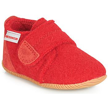 Παπούτσια Παιδί Παντόφλες Giesswein OBERSTAUFFEN Red