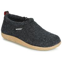 Παπούτσια Γυναίκα Παντόφλες Giesswein VENT Anthracite