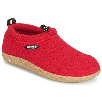 Παπούτσια Γυναίκα Παντόφλες Giesswein VENT Red