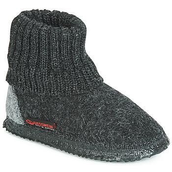 Παπούτσια Άνδρας Παντόφλες Giesswein KRAMSACH Anthracite