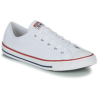Παπούτσια Γυναίκα Χαμηλά Sneakers Converse CHUCK TAYLOR ALL STAR DAINTY GS  CANVAS OX Άσπρο