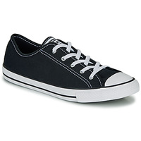 Παπούτσια Γυναίκα Χαμηλά Sneakers Converse CHUCK TAYLOR ALL STAR DAINTY GS  CANVAS OX Black
