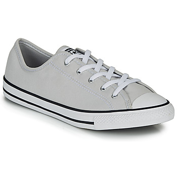 Παπούτσια Γυναίκα Χαμηλά Sneakers Converse CHUCK TAYLOR ALL STAR DAINTY GS  CANVAS OX Grey