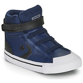 Παπούτσια Παιδί Ψηλά Sneakers Converse PRO BLAZE STRAP MARTIAN LEATHER HI Μπλέ / Black