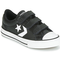 Παπούτσια Παιδί Χαμηλά Sneakers Converse STAR PLAYER EV 3V  LEATHER OX Black