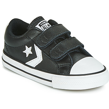 Παπούτσια Παιδί Χαμηλά Sneakers Converse STAR PLAYER EV 2V  LEATHER OX Black