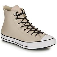 Παπούτσια Ψηλά Sneakers Converse CHUCK TAYLOR ALL STAR WINTER LEATHER BOOT HI Beige