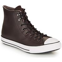 Παπούτσια Ψηλά Sneakers Converse CHUCK TAYLOR ALL STAR WINTER LEATHER BOOT HI Brown