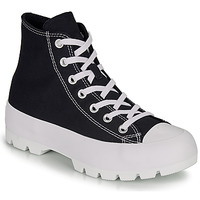 Παπούτσια Γυναίκα Ψηλά Sneakers Converse CHUCK TAYLOR ALL STAR LUGGED HI Black