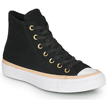 Παπούτσια Ψηλά Sneakers Converse CHUCK TAYLOR ALL STAR VACHETTA LEATHER HI Black