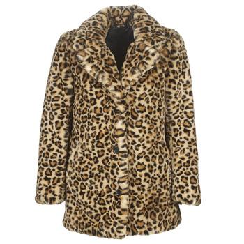 Υφασμάτινα Γυναίκα Παλτό Oakwood USER Leopard