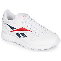 Παπούτσια Χαμηλά Sneakers Reebok Classic CL LEATHER VECTOR Άσπρο