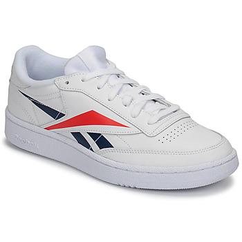 Παπούτσια Χαμηλά Sneakers Reebok Classic CLUB C 85 MU Άσπρο