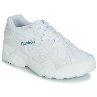 Παπούτσια Γυναίκα Χαμηλά Sneakers Reebok Classic AZTREK Άσπρο / Μπλέ