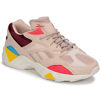 Παπούτσια Γυναίκα Χαμηλά Sneakers Reebok Classic AZTREK 96 Nude
