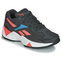 Παπούτσια Γυναίκα Χαμηλά Sneakers Reebok Classic AZTREK 96 Black / Corail