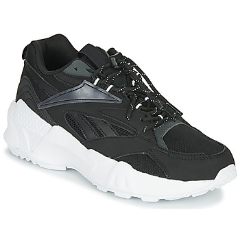 Παπούτσια Γυναίκα Χαμηλά Sneakers Reebok Classic AZTREK DOUBLE MIX L Black