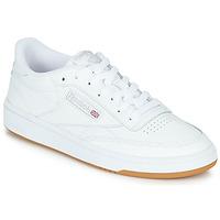 Παπούτσια Γυναίκα Χαμηλά Sneakers Reebok Classic CLUB C 85 Άσπρο