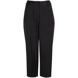 Υφασμάτινα Γυναίκα Παντελόνες / σαλβάρια Calvin Klein Jeans  Black