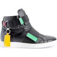Παπούτσια Άνδρας Ψηλά Sneakers John Richmond  Black