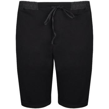 Υφασμάτινα Άνδρας Σόρτς / Βερμούδες Inni Producenci  Black