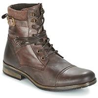 Παπούτσια Άνδρας Μπότες Casual Attitude RIVIGH Brown