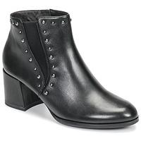 Παπούτσια Γυναίκα Μποτίνια Tamaris LOUZI Black
