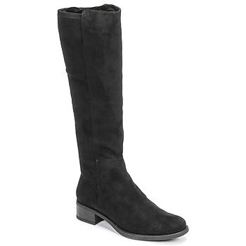 Παπούτσια Γυναίκα Μπότες για την πόλη Unisa ELIZA Black