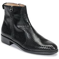 Παπούτσια Γυναίκα Μπότες Unisa BRAS Black