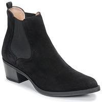 Παπούτσια Γυναίκα Μποτίνια Unisa GREYSON Black
