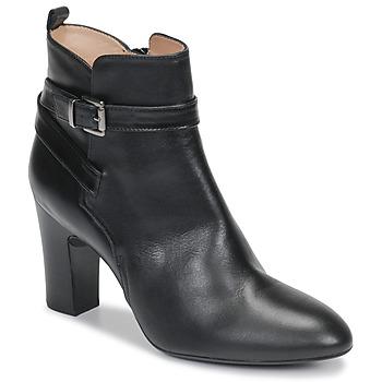 Παπούτσια Γυναίκα Μποτίνια Unisa UMBRIA Black