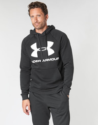 Υφασμάτινα Άνδρας Φούτερ Under Armour RIVAL FLEECE SPORTSTYLE LOGO HOODIE Black