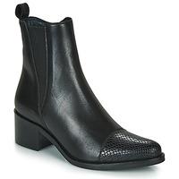 Παπούτσια Γυναίκα Μποτίνια Myma PETULA Black