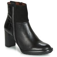 Παπούτσια Γυναίκα Μποτίνια Hispanitas INES Black