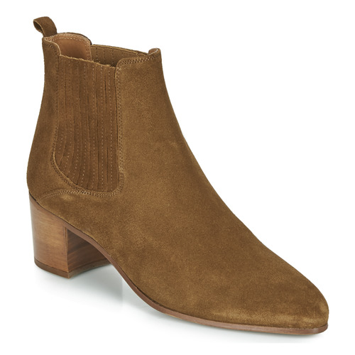 Παπούτσια Γυναίκα Μποτίνια Jonak DEBINA Cognac