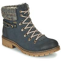 Παπούτσια Γυναίκα Μπότες Rieker Y9131-16 Μπλέ