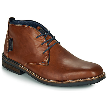 Παπούτσια Άνδρας Μπότες Rieker F1310-26 Brown