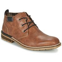 Παπούτσια Άνδρας Μπότες Rieker BELAM Brown