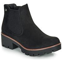 Παπούτσια Γυναίκα Μποτίνια Rieker 99284-02 Black