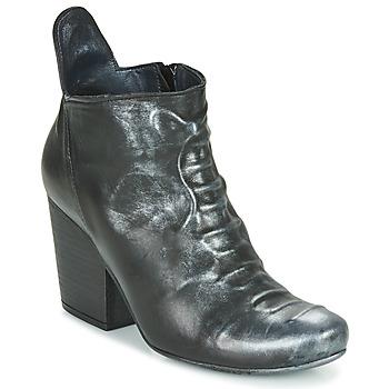 Παπούτσια Γυναίκα Μποτίνια Papucei LYLIENE BLACK Black