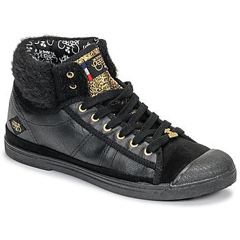 Ψηλά Sneakers Le Temps des Cerises BASIC 03 ΣΤΕΛΕΧΟΣ: Ύφασμα & ΕΠΕΝΔΥΣΗ: Ύφασμα & ΕΣ. ΣΟΛΑ: Ύφασμα & ΕΞ. ΣΟΛΑ: Καουτσούκ
