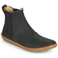 Παπούτσια Γυναίκα Μπότες El Naturalista CORAL Black
