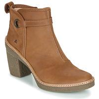 Παπούτσια Γυναίκα Μποτίνια El Naturalista HAYA Brown