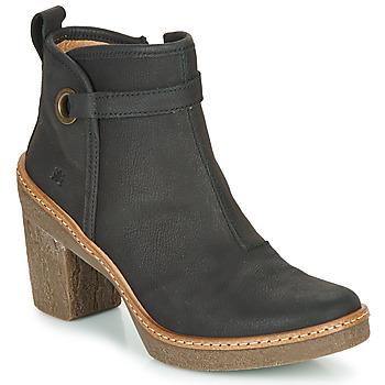 Παπούτσια Γυναίκα Μποτίνια El Naturalista HAYA Black