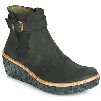 Παπούτσια Γυναίκα Μποτίνια El Naturalista MYTH YGGDRASIL Black