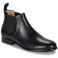 Παπούτσια Γυναίκα Μπότες Melvin & Hamilton SALLY Black