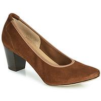 Παπούτσια Γυναίκα Γόβες Perlato 10362-CAM-COGNAC Cognac